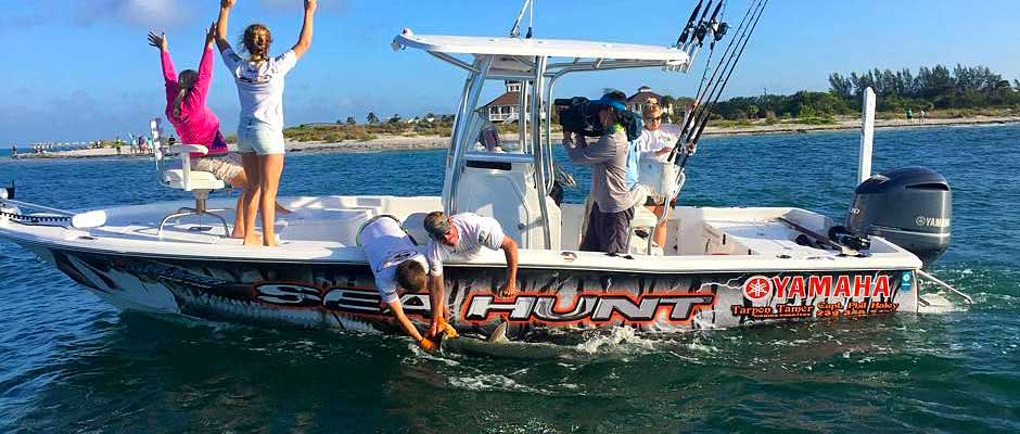 tarpon tamer fun for all
